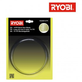Lama 14TPI Ryobi 1572 mm RAKBS14TPI per sega a nastro RBS904