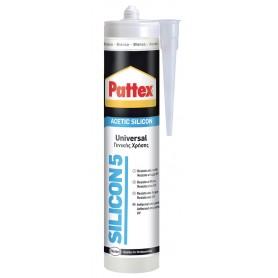 Silicone cartuccia trasparente antimuffa pattex Ml 280 professionale