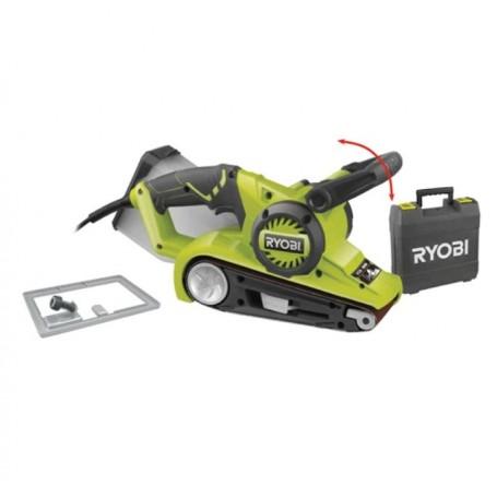 Ryobi EBS800V Levigatrice a nastro 800W Elettrica Con Valigetta