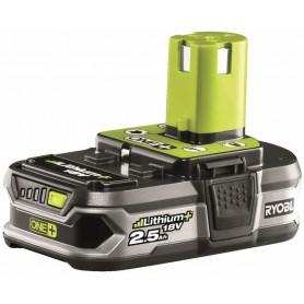 Ryobi RB18L25 - batteria 18V 2.5 Ah Litio per utensili ONE+