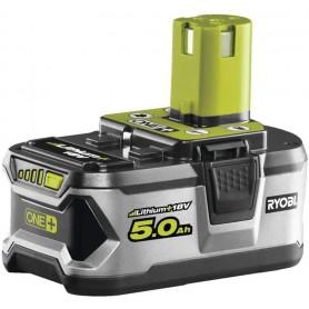 Ryobi RB18L50 - Batteria al litio 5,0 Ah 18V Per Utensili ONE+