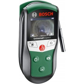 Bosch Home and Garden 603687000 Telecamera di Ispezione Universalinspect Verde