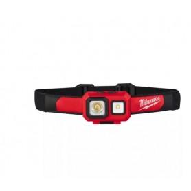 Lampada frontale MILWAUKEE HL-SF - 3 batterie AAA 4933471388