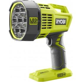 Ryobi R18SPL-0 18V ONE+ - Faretto LED senza fili (solo corpo)