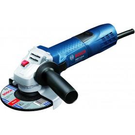 Smerigliatrice Bosch GWS 7-115 E Con regolazione elettrica giri 720W - 601388203