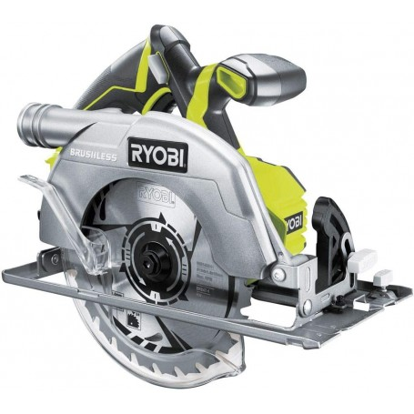 Ryobi Sega Circolare R18CS7-0 BRUSHLESS 18V