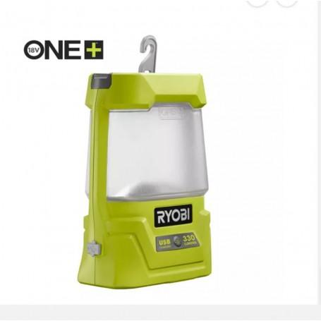 Lanterna LED Batteria Ryobi 18V R18ALU-0 No Batteria 330 Lumen