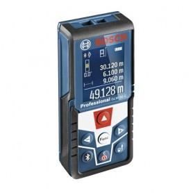 Bosch Professional GLM 50 C Distanziometro Laser, Campo di Misura 0.05 - 50 m Interfaccia Bluetooth per App