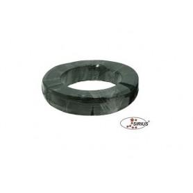 Filo zincato plastificato verde per legatura recinzione diametro 1,5mm - 100ml