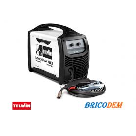 Saldatrice Inverter a filo Telwin MAXIMA 190 Synergic 230V - cod. 816086