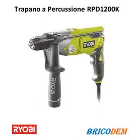 Trapano a Percussione RYOBI RPD1200K 1200W