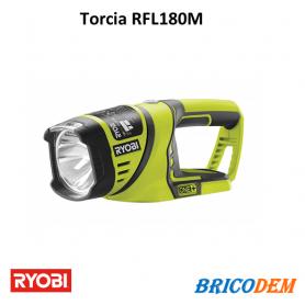 Torcia compatta RYOBI RFL180M