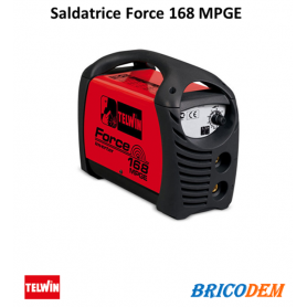 Saldatrice Inverter Telwin Force 168 MPGE - 816011