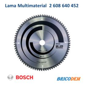 Bosch 2 608 640 452 lama circolare