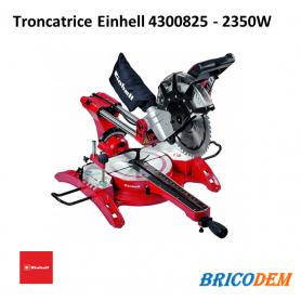 Troncatrice radiale Einhell TH-SM 2534 Dual – lama 250 mm – 4300825