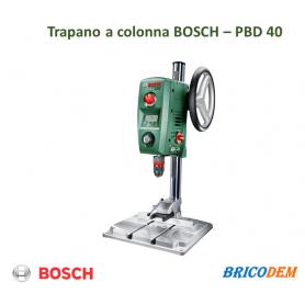 Trapano a colonna bosch PBD 40 0603B07000