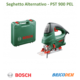 Bosch PST 900 PEL Seghetto Alternativo, 620 W, in Valigetta - 06033A0200