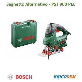Bosch PST 900 PEL Seghetto Alternativo, 620 W, in Valigetta - 06033A0200