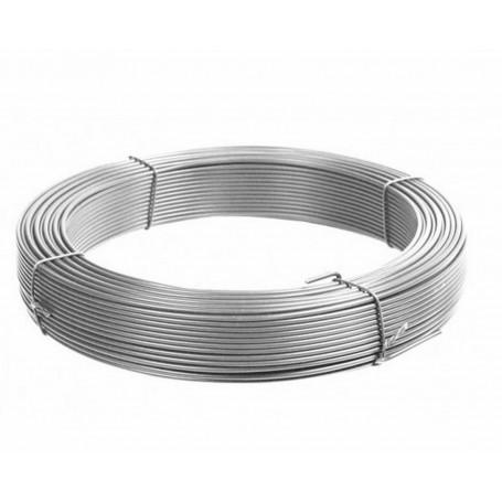 Filo zincato per tensione recinzione 2.7mm - 50ml
