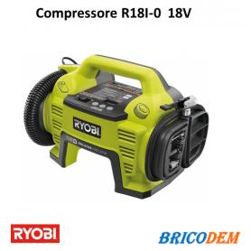 Ryobi R18I-0 Compressore 18V 5133001834