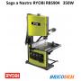 Sega a nastro verticale Ryobi RBS904 per legno