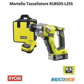Martello Tassellatore Ryobi ONE+ R18SDS-125S