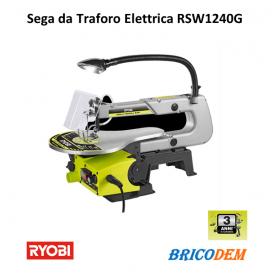 Sega da traforo elettrico RYOBI RSW1240G