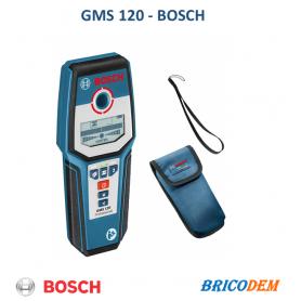 Bosch Professional Rilevatore di tubi e cavi GMS 120 0601081000 Profondità