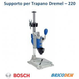 Supporto a Colonna Complemento Work Station DREMEL 220