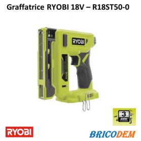 Graffatrice compatta Ryobi R18ST50-0 ONE+  5133004496