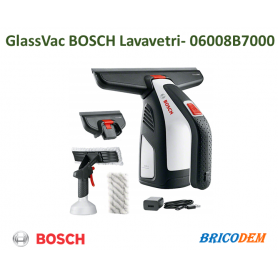 Bosch home and garden glass vac 06008B7000 3,6V