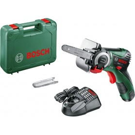 Bosch EasyCut 12 Cordless Nano Blade Saw with 12 V Lithium-Ion Battery INGLESE