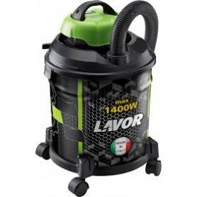 Aspirapolvere aspiraliquidi Lavor joker 1400 S Bidone aspiratutto - 1400 watt